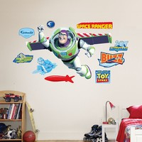 Disney / Pixar Toy Story Buzz Lightyear Wall Decals by Fathead