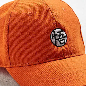 Dragon Ball Z Baseball Hat | Urban Outfitters