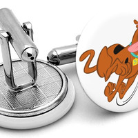 Scooby Doo Cufflinks