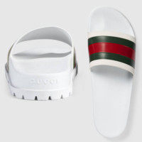 shosouvenir : Gucci Casual Fashion Man Sandal Slipper Shoes