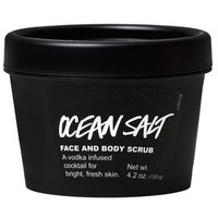Ocean Salt Face And Body Scrub
