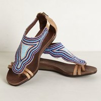 Nairobi Sandals by Pikolinos Blue 3