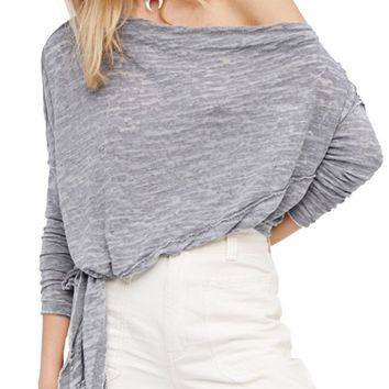 Free People Love Lane Off the Shoulder Tee | Nordstrom