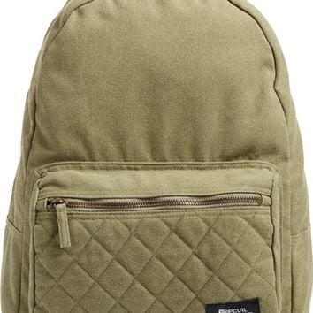 Rip Curl Rider Canvas Backpack | Nordstrom