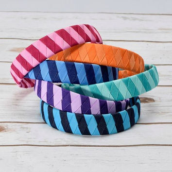Headbands Girls, Kids Hair Accessories, Headbands for Girls, Headbands for Women, Head Bands for Girls, Woven Headband, Toddler Headbands