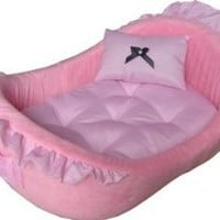 Pink Pampered Pet ~ Dog/Cat Bed