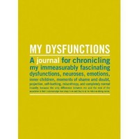 Knock Knock Inner Truth My Dysfunctions Journal (50020)