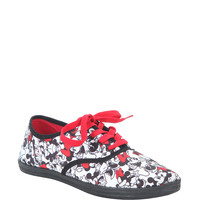Disney Mickey & Minnie Mouse Lace-Up Sneakers