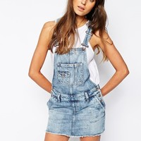 Hilfiger Denim Dungaree Dress