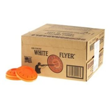 Academy - White Flyer Biodegradable 108 mm Clay Targets 135-Pack
