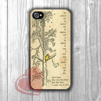 Vintage Winnie the Pooh -lks for iPhone 4/4S/5/5S/5C/6/ 6+,samsung S3/S4/S5,samsung note 3/4