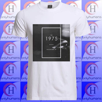 The 1975 Facedown, the 1975 shirt, the 1975 tshirt, the 1975 clothing, Unisex Tshirt Adult (S,M,L,XL,XXL,XXXL), Funny T shirt