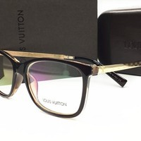 LV Women Fashion Popular Shades Eyeglasses Glasses Sunglasses [2974244435]