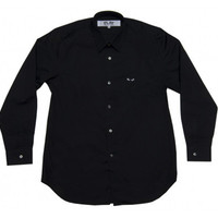 Purist — Black Heart Black Dress Shirt