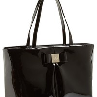 kate spade new york 'small evie' patent leather tote