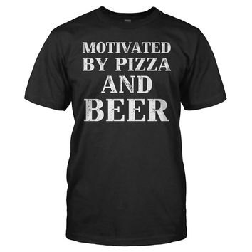 Motivated By Pizza And Beer