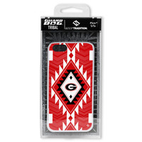 Georgia Bulldogs Paulson Designs Tribal Case for iPhone® 5/5s