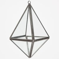 Geometric Hanging Terrarium Clear One Size For Men 24607890001