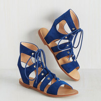 Just Feels So Bright Sandal | Mod Retro Vintage Sandals | ModCloth.com