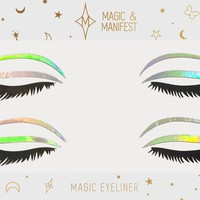 Magic and Manifest Magic Eyeliner in Holographic