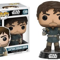 Funko Pop Star Wars: Captain Cassian Andor 139 10452