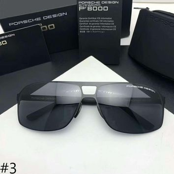 Porsche Design 2018 Men's Fashion Trends HD Polarized Sunglasses F-A-SDYJ #3