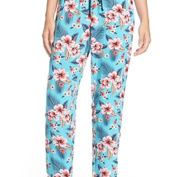 Women's PJ Salvage Print Pants,