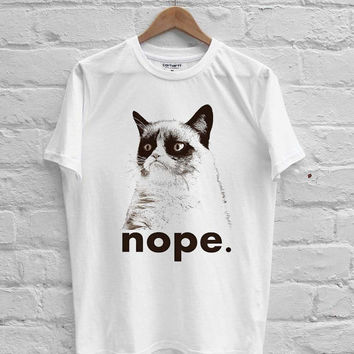 Grumpy Cat T-shirt Men, Women Youth and Toddler