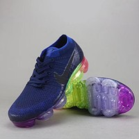 Trendsetter Nikelab Air Vapormax Flyknit  Women Men Fashion Casual  Sneakers Sport Shoes