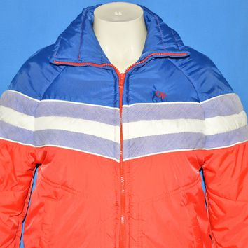 80s Ocean Pacific Women's Winter Ski Jacket Medium