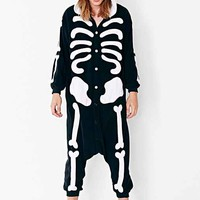 Kigurumi Skeleton Costume