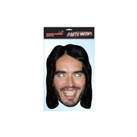 Russell Brand Mask- High Quality Cardboard
