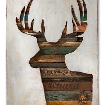 Virginia Den Collection  by Dolan Geiman: Wood Wall Art - Artful Home