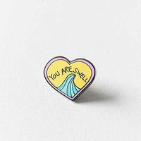 Annie Free X UO Swell Pin