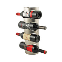 Tube Contemporary Wine Rack
