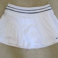 NIKE WOMEN'S DRI-FIT PLEATED TENNIS/GOLF  SKIRT SKORT SHORTS SZ MEDIUM