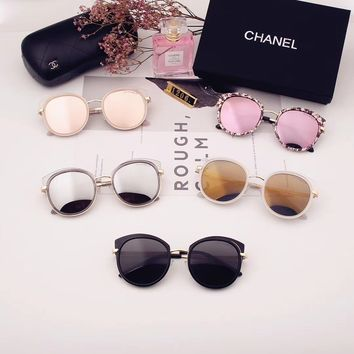 Chanel Women Casual Fashion Shades Eyeglasses Glasses Sunglasses