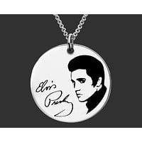 Elvis Necklace