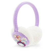 Anna and Elsa Ear Muffs - Frozen