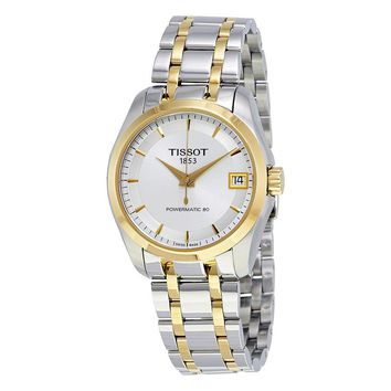 Tissot Couturier Powermatic 80 Ladies Watch T035.207.22.031.00