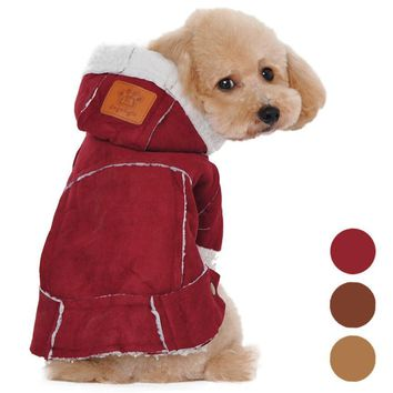 Warm Winter Coat For Dogs