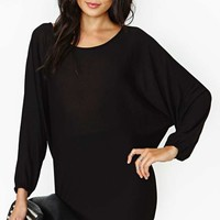 Nasty Gal Night Bells Tunic