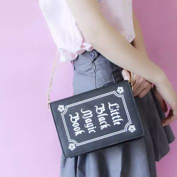 Haunted Mansion Inspired Magic Book Purse