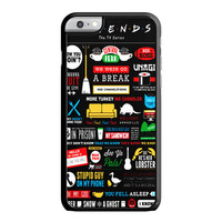 Friends Tv Show iPhone 6 Plus Case