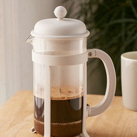 Bodum White French Press - Urban Outfitters