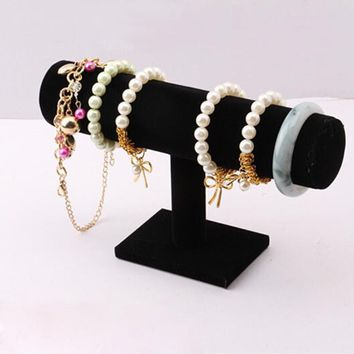 Jewelry Holders 1Pcs bracelet watch velvet