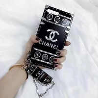 Perfect Chanel Fashion Personality Print iPhone Phone Cover Case For iphone 6 6s 6plus 6s-plus 7 7plus
