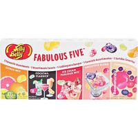 River Island Womens Jelly Belly fabulous five jelly beans
