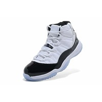 Nike Air Jordan 11 Concord Black White