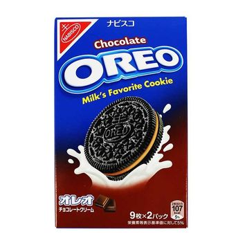 Oreo Chocolate Cream Cookie from Japan, 6.7 oz (190 g)